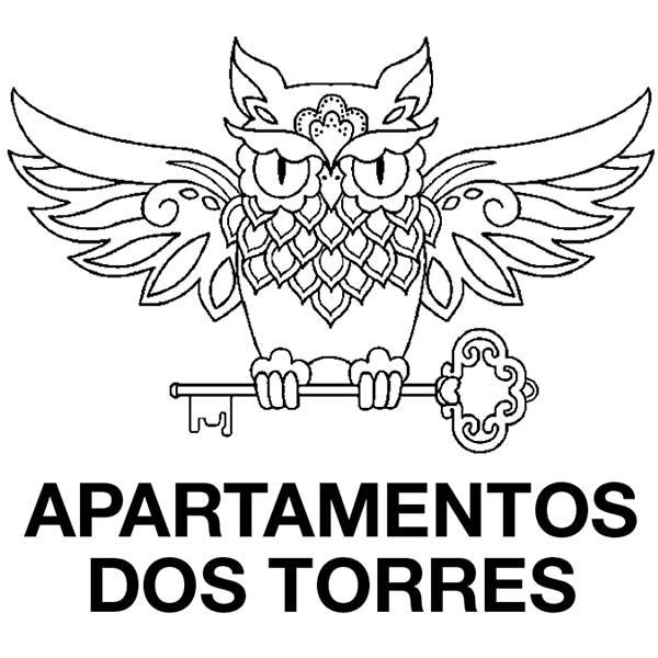 apartamentos vacaciones dos torres logo 2